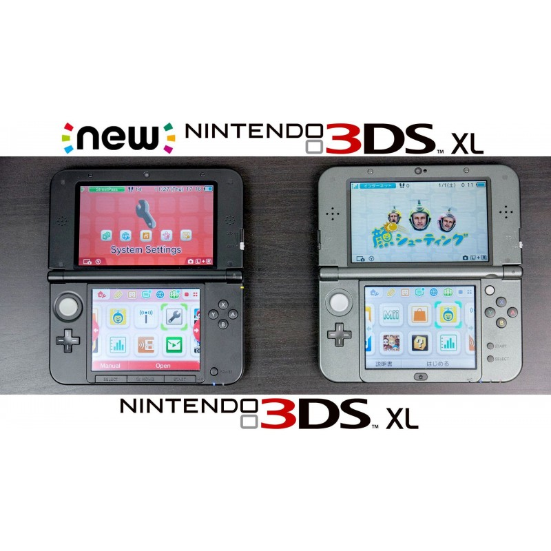 Nintendo 3ds Xl Lcd Screen Repair Service Popping Sound