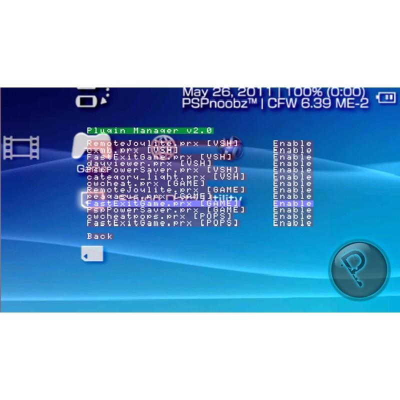 PSP 2002 with custom firmware 3.90 M33-3 : PSP - reddit