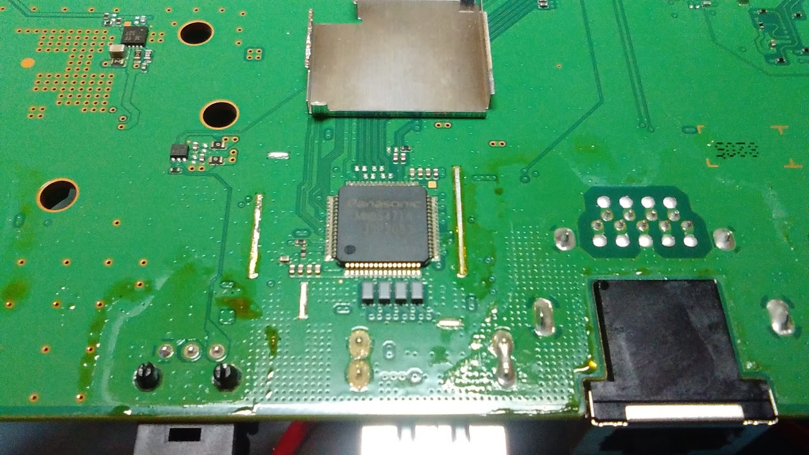 MN86471A Mainboard Image