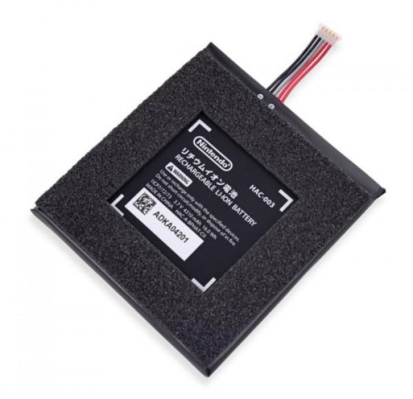 Nintendo Switch battery image