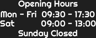 Console Wizard Opening Hours