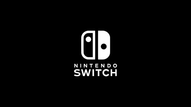 Nintendo Switch logo screen