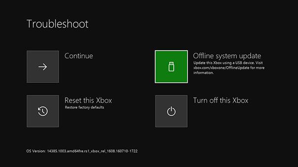 Xbox One E200 E201 E203 E305 Error Console Wizard